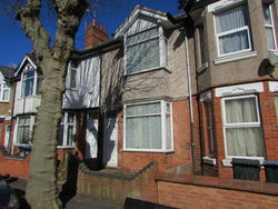 Earlsdon Avenue North, Earlsdon, Coventry