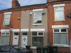Villiers Street, Stoke, Coventry