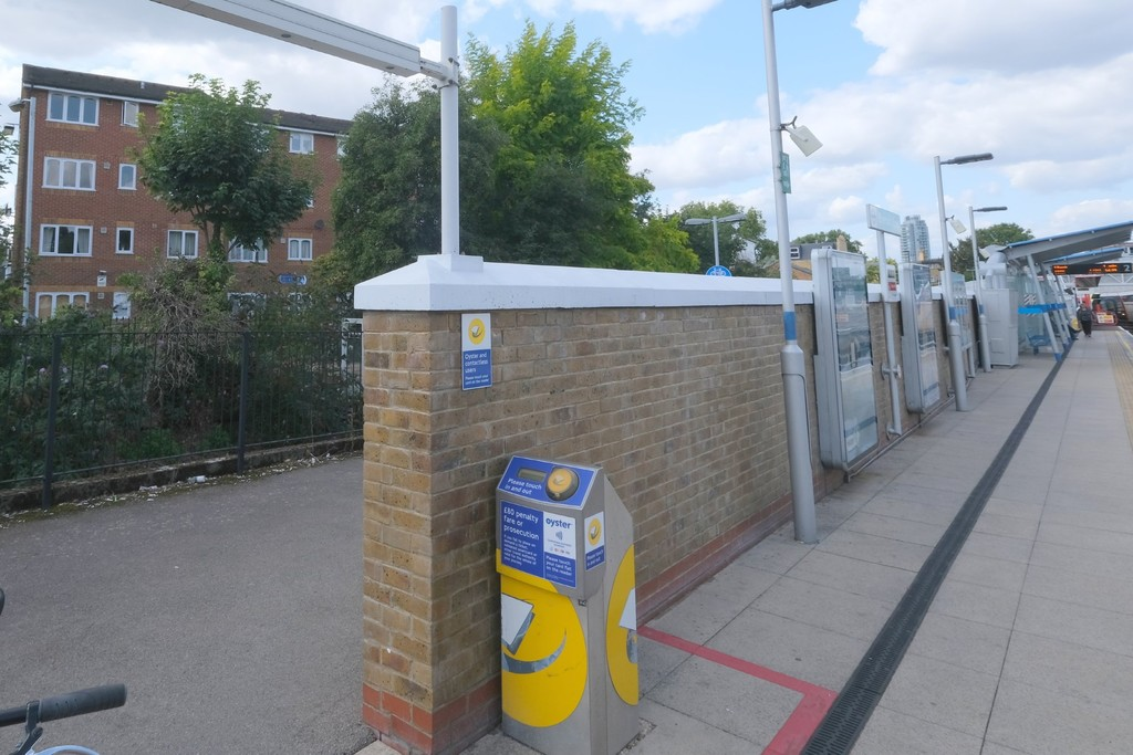 Armoury Road, Deptford