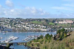 Kingswear, Dartmouth
