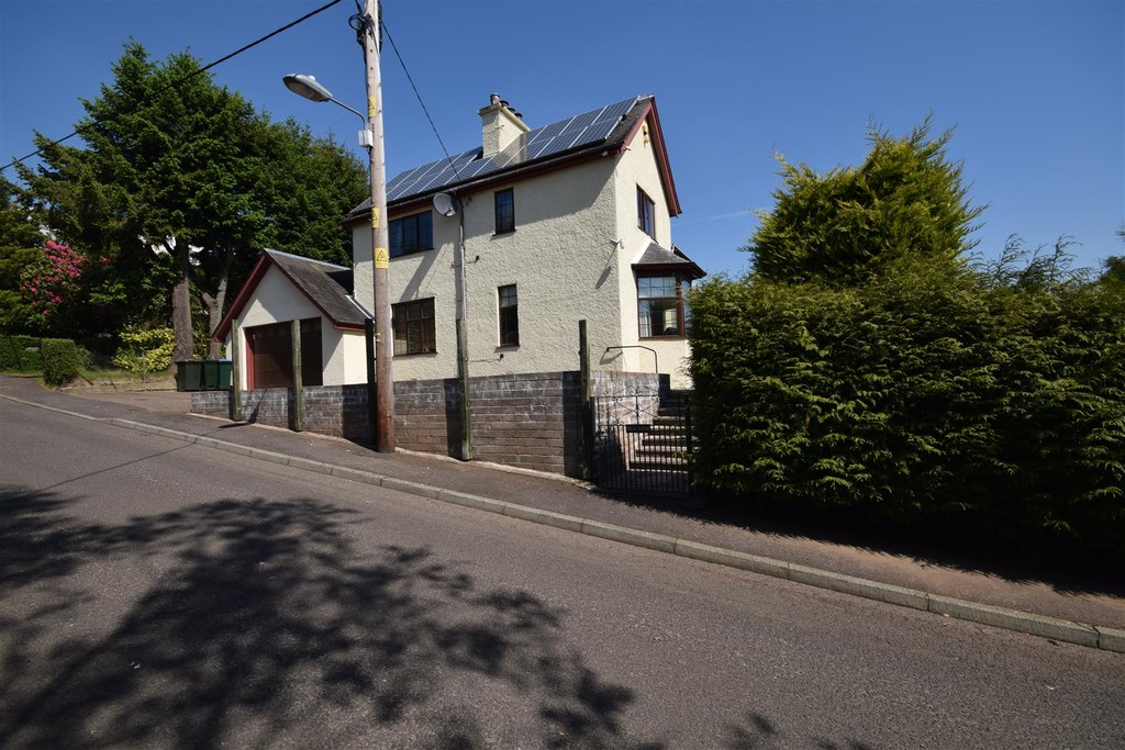 Keay Street, Blairgowrie