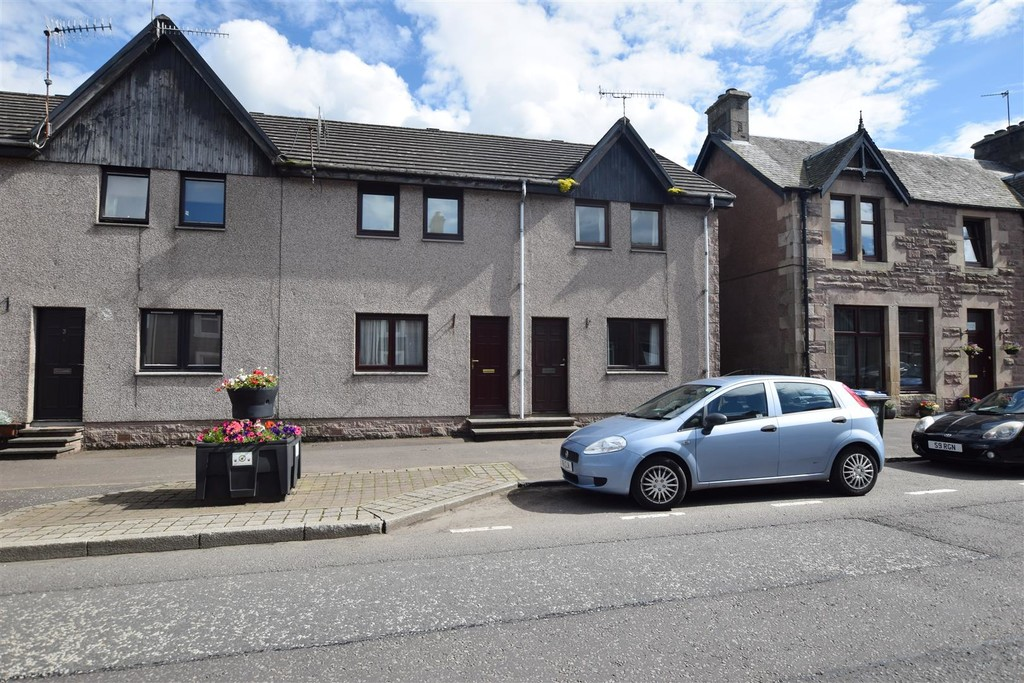 Clincart Cottages, Moray Street, Blackford