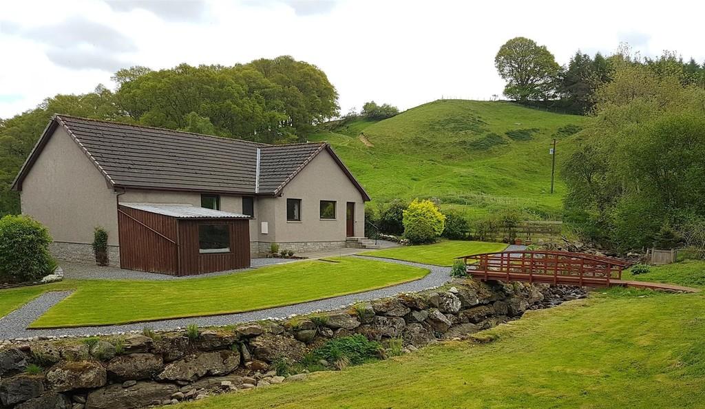 Glenburn, Balnamuir, Strathtay, Pitlochry