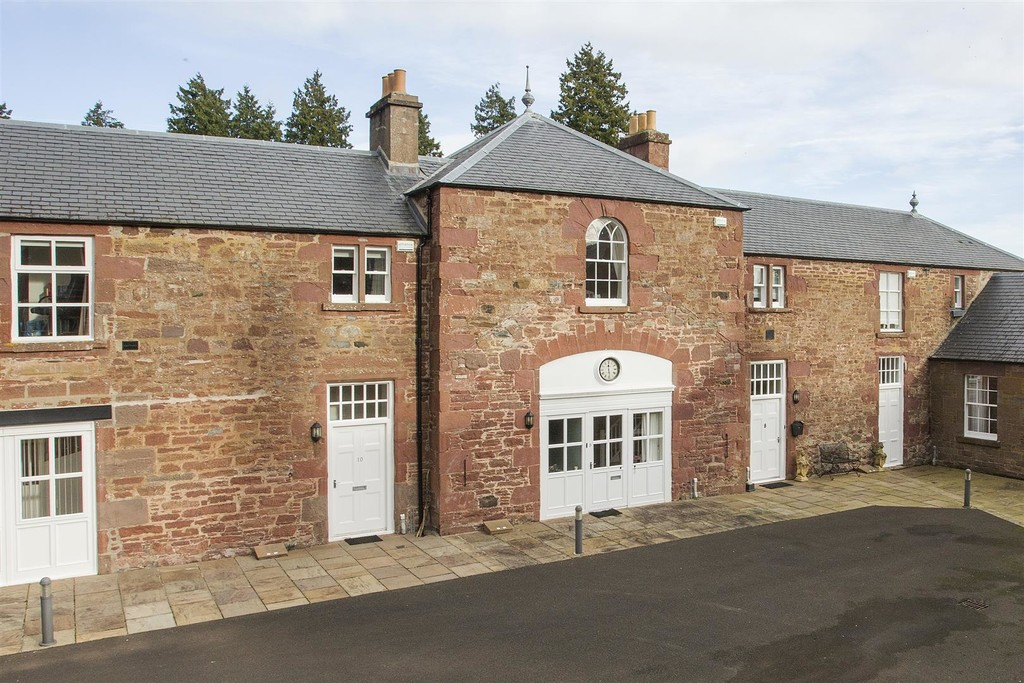 The Clock House, 9 Arthurstone House, Meigle, Blairgowrie