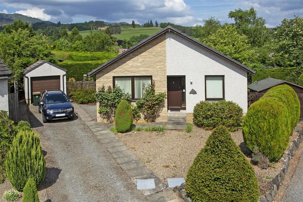 Knockard Crescent, Pitlochry