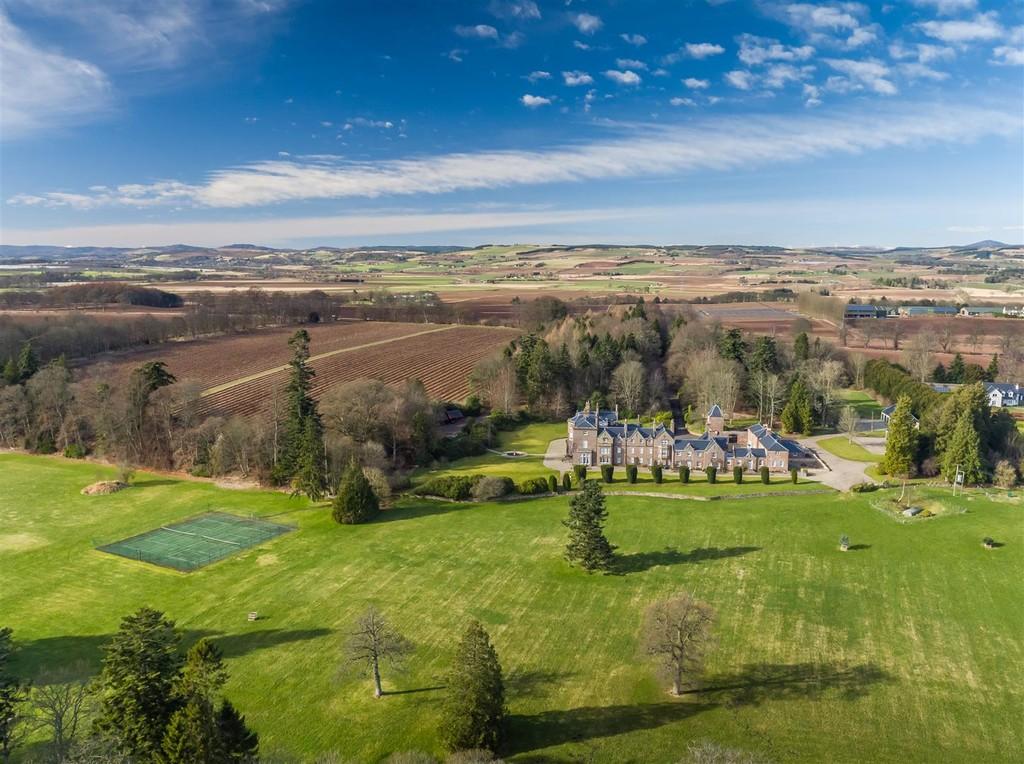 Arthurstone House, Meigle, Blairgowrie