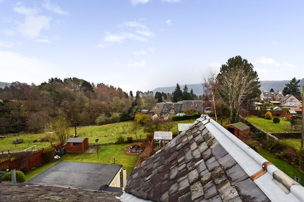 Tomcroy Terrace, Pitlochry