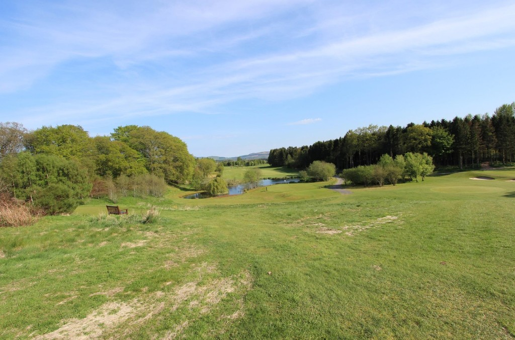 Strathmore Golf Course , Alyth, Blairgowrie