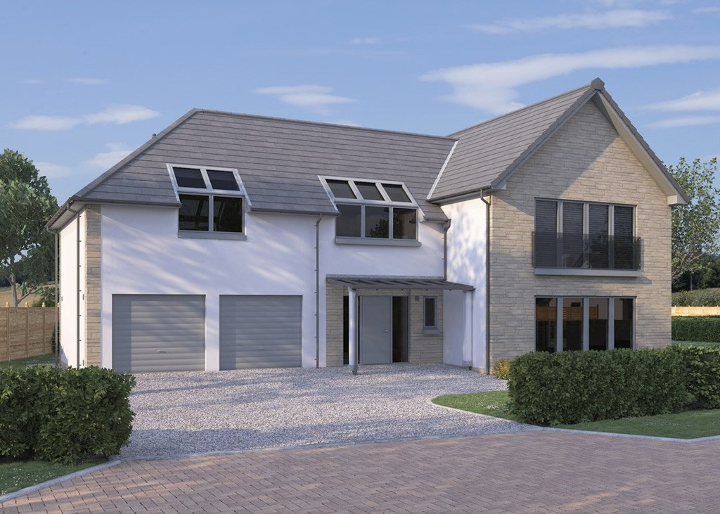 Plot 12, The Brackmount, Drumoig, St. Andrews