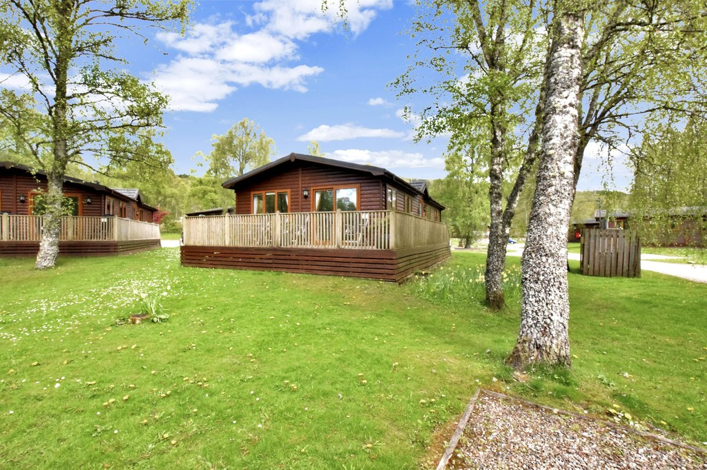 Tummel Valley Holiday Park, Pitlochry