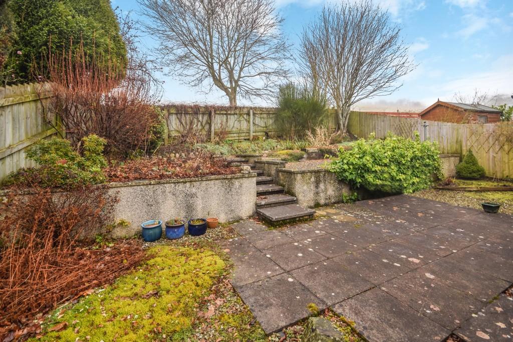 Innewan Gardens, Bankfoot