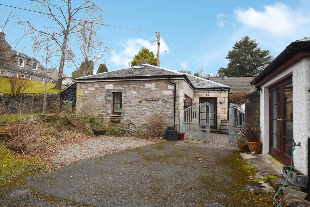 East Moulin Road, Pitlochry