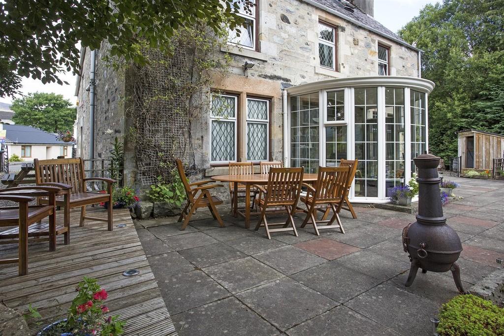 Ashbank House, Tomcroy Terrace, Pitlochry