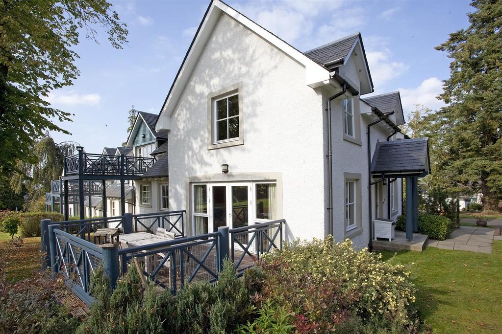 Garden Lodges, Duchally Country Estate, Auchterarder