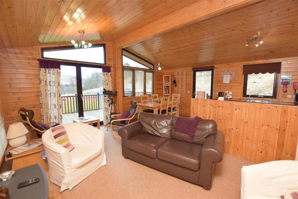 Whitehills Lodge, Glenisla