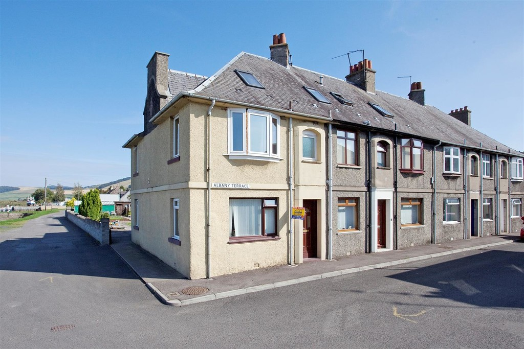 Albany Terrace, Newburgh, CUPAR