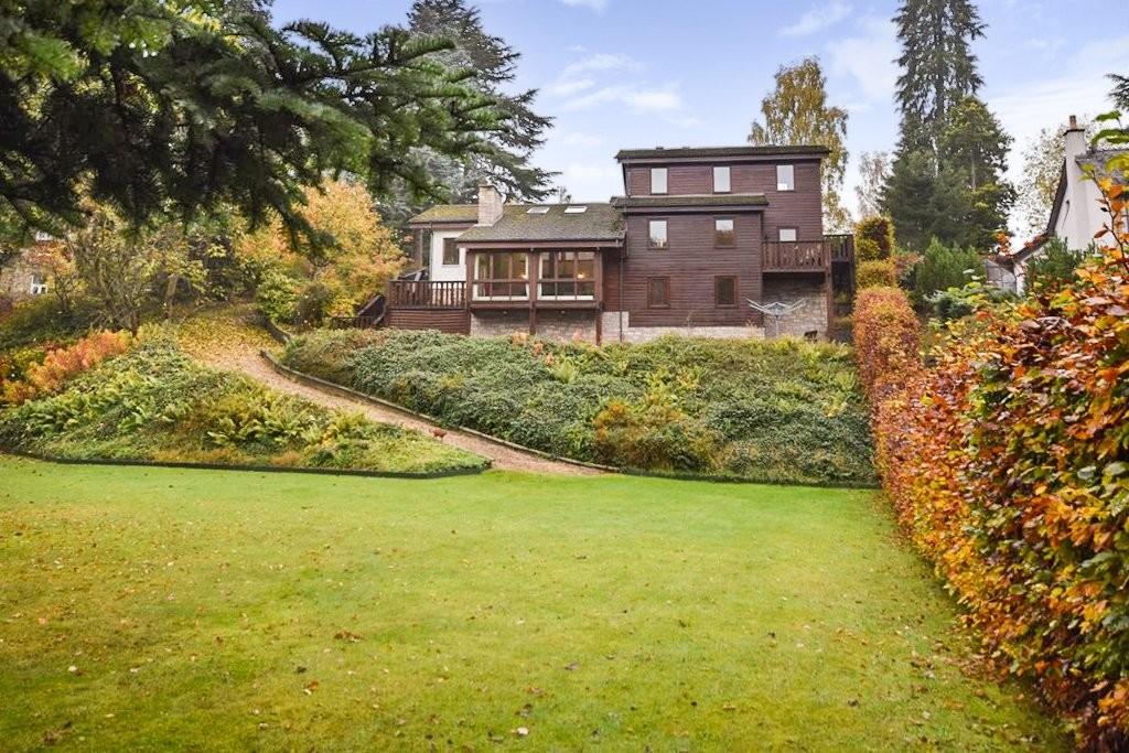Cedar House, Balmoral Road, Rattray, Blairgowrie