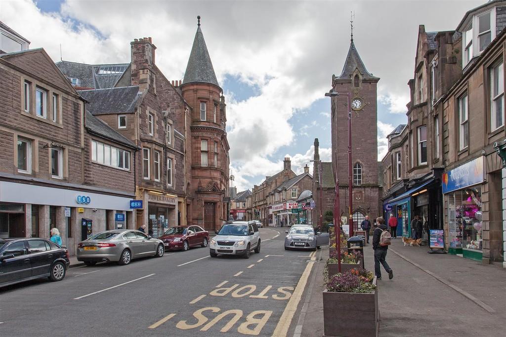North Bridge Street, Crieff