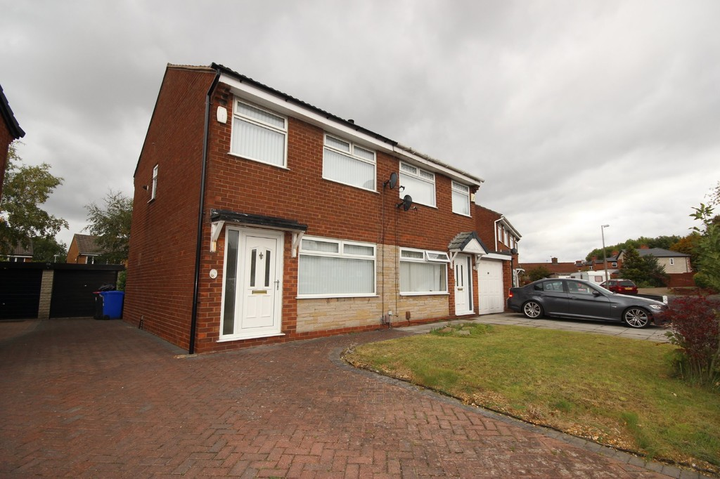 3 Bedroom Semi-detached House Let Agreed Millfield Drive Image $key