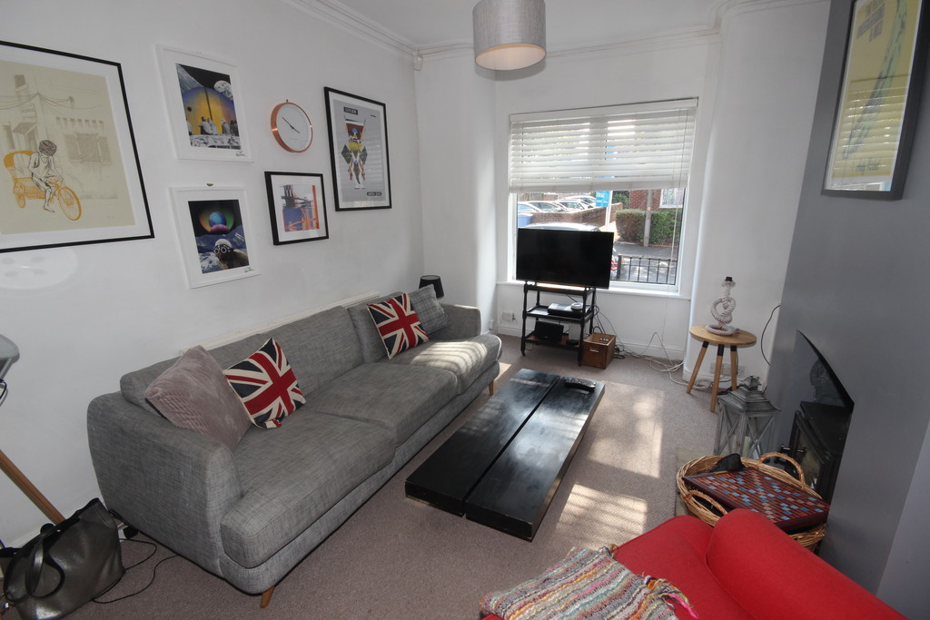 2 Bedroom Mid Terraced House For Sale Crawford Street Image $key