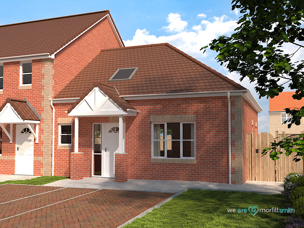 Plot 9 The Goldcrest 15 Almond Court Moorends Doncaster South Yorkshire DN8 4PF