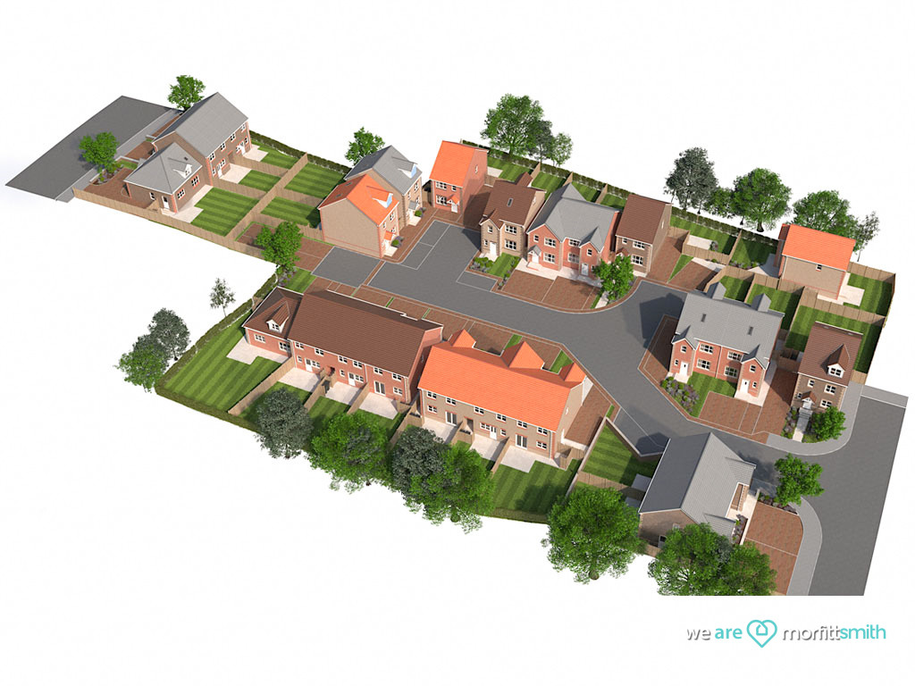 Plot 1 The Kingfisher 25 Bloomhill Court Moorends Doncaster DN8 4PF
