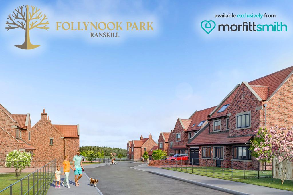 Plot 8 8 Folly Nook Park Ranskill Retford DN22 8NQ