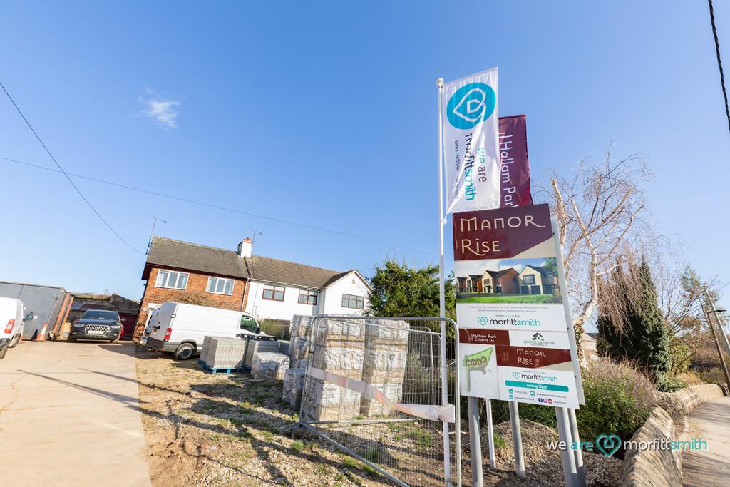 Plot 4 Manor Rise Manor Road Kiveton Park Station Sheffield South Yorkshire S26 6PB