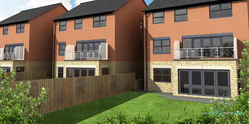 Plot 1 Manor Rise Manor Road Kiveton Park Station Sheffield South Yorkshire S26 6PB