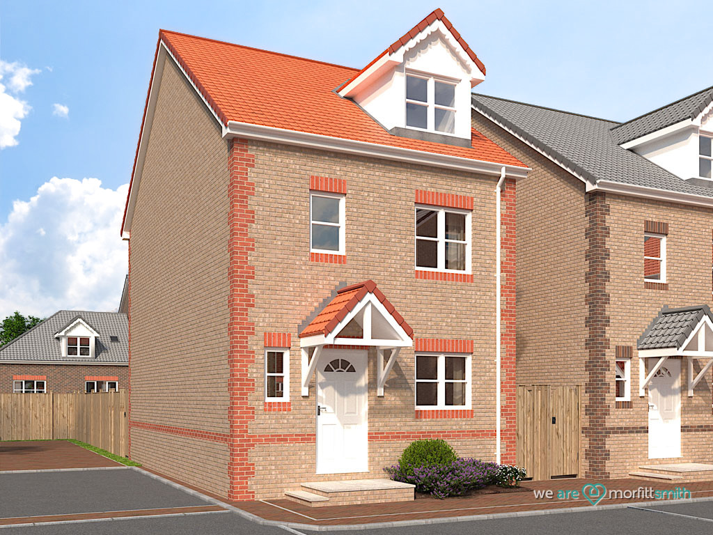 Plot 14 22 The Dove Almond Court Moorends Doncaster DN8 4PF
