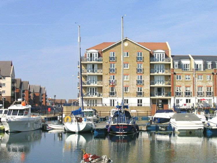 The Piazza, Sovereign Harbour South, Eastbourne