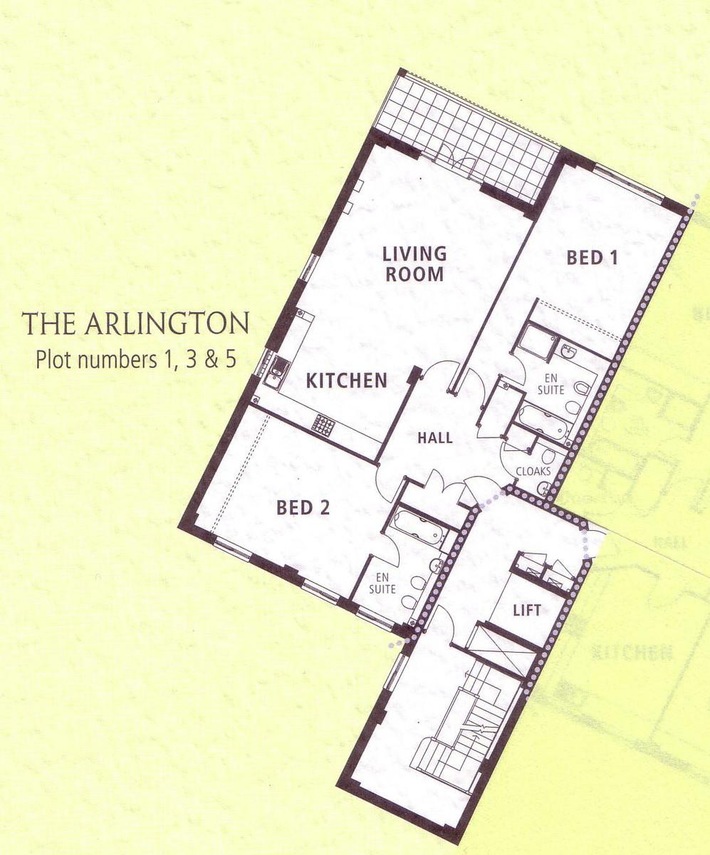 Hamilton Quay, Sovereign Harbour North, Eastbourne floorplan