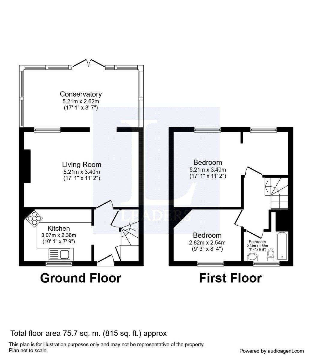 Coastguard cottages, Pevensey, Normans Bay East Sussex floorplan