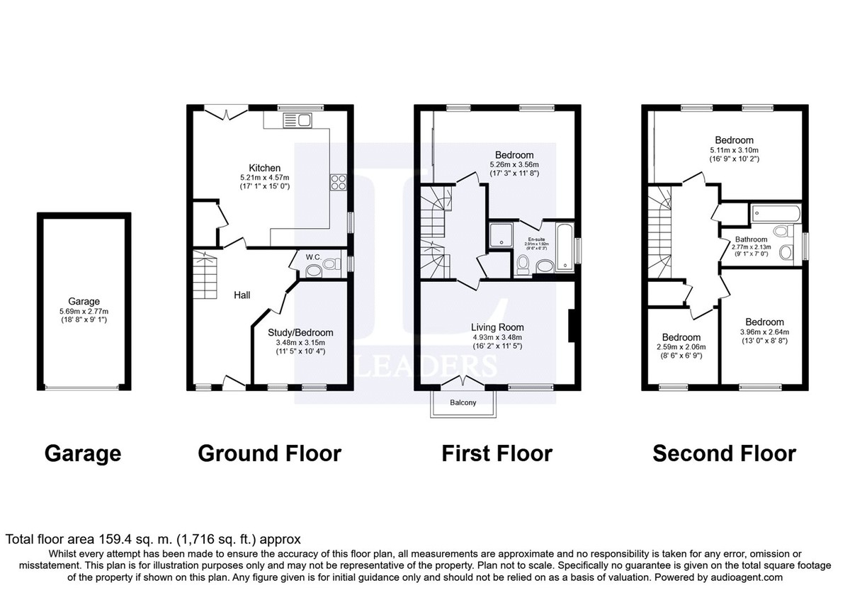 Campbell Mews, Sovereign Harbour North, Eastbourne floorplan