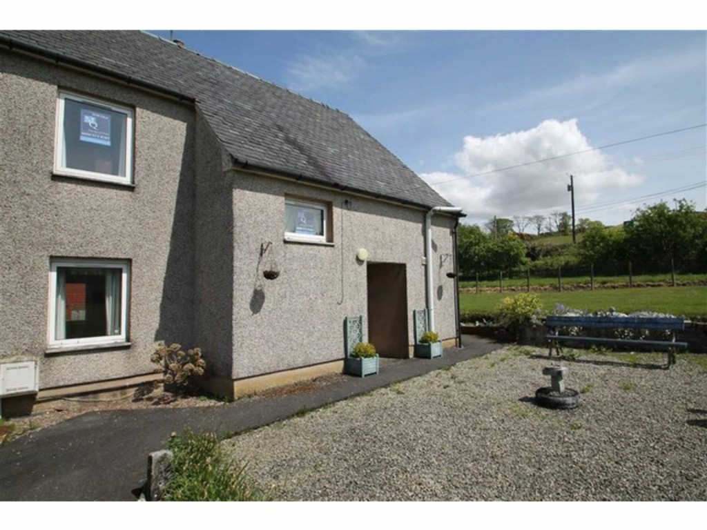 house for sale in Creetown