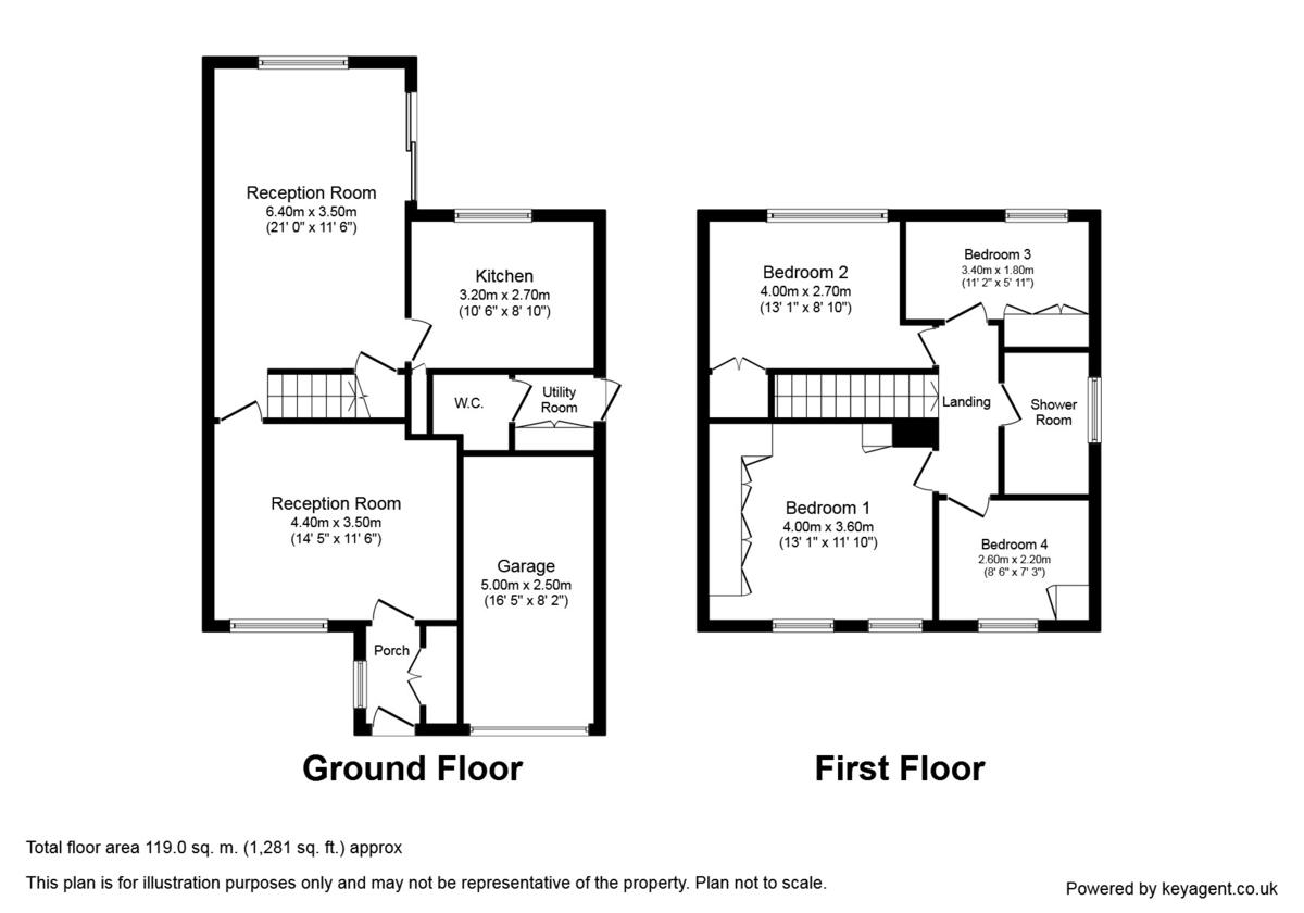 Turnham Green, Freshbrook Floorplan