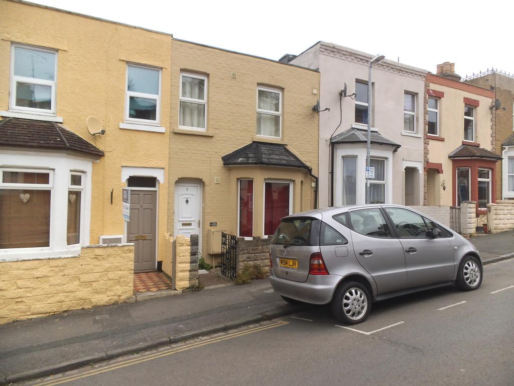 Shelley Street, Swindon