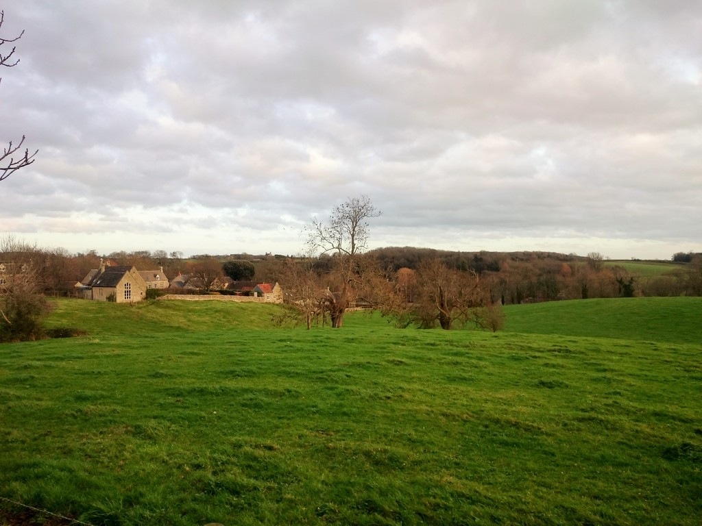 The Green, Quenington