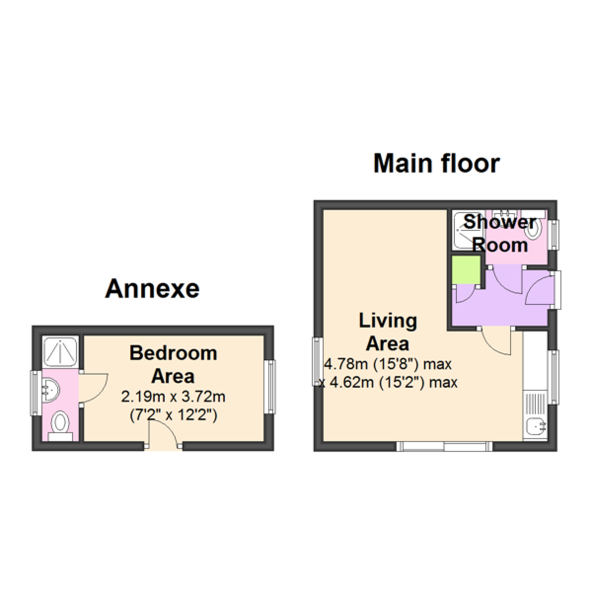 Broadview Court, Kingswear, Devon floorplan