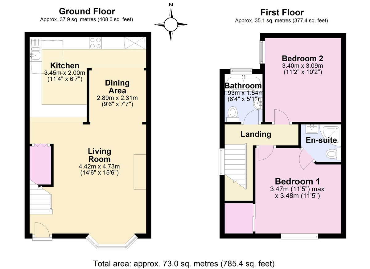 Northford Road, Dartmouth floorplan