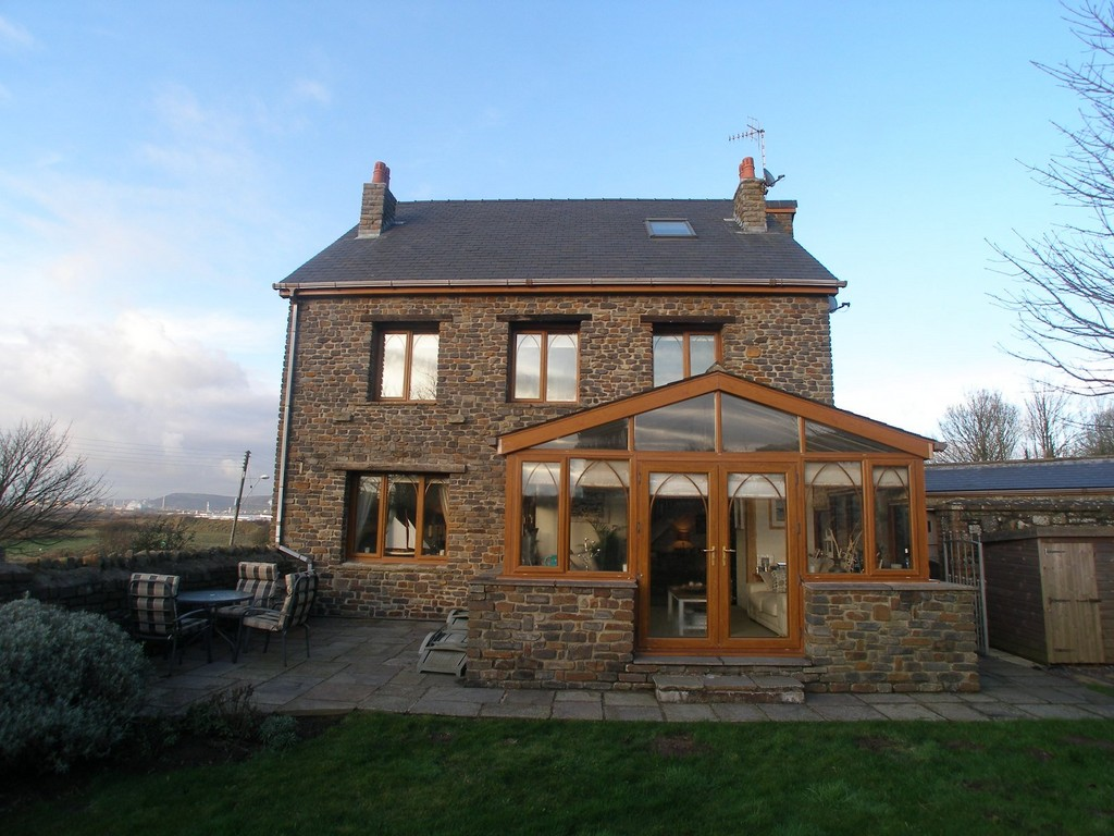 To Let: An Exceptional, 5 Bed Property With Fantastic Open Views Opposite Kenfig Pool Nature Reserve, Ton Kenfig, Nr Bridgend