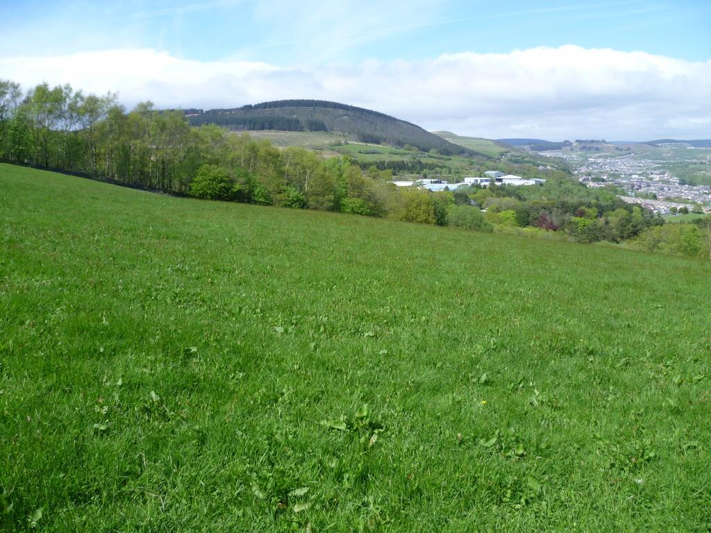 Approx 12.19 acres of land part of, Brynmawr Farm, Maesteg, Bridgend, CF34 9PS
