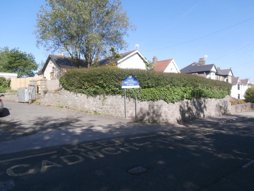 Former Caretaker's Bungalow, 76 Ewenny Road, Bridgend, CF31 3HS.