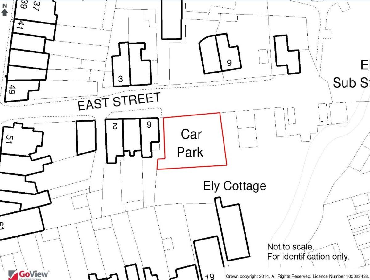 Land/Car Park at East Street, Aberkenfig, Bridgend, CF32 9BH.