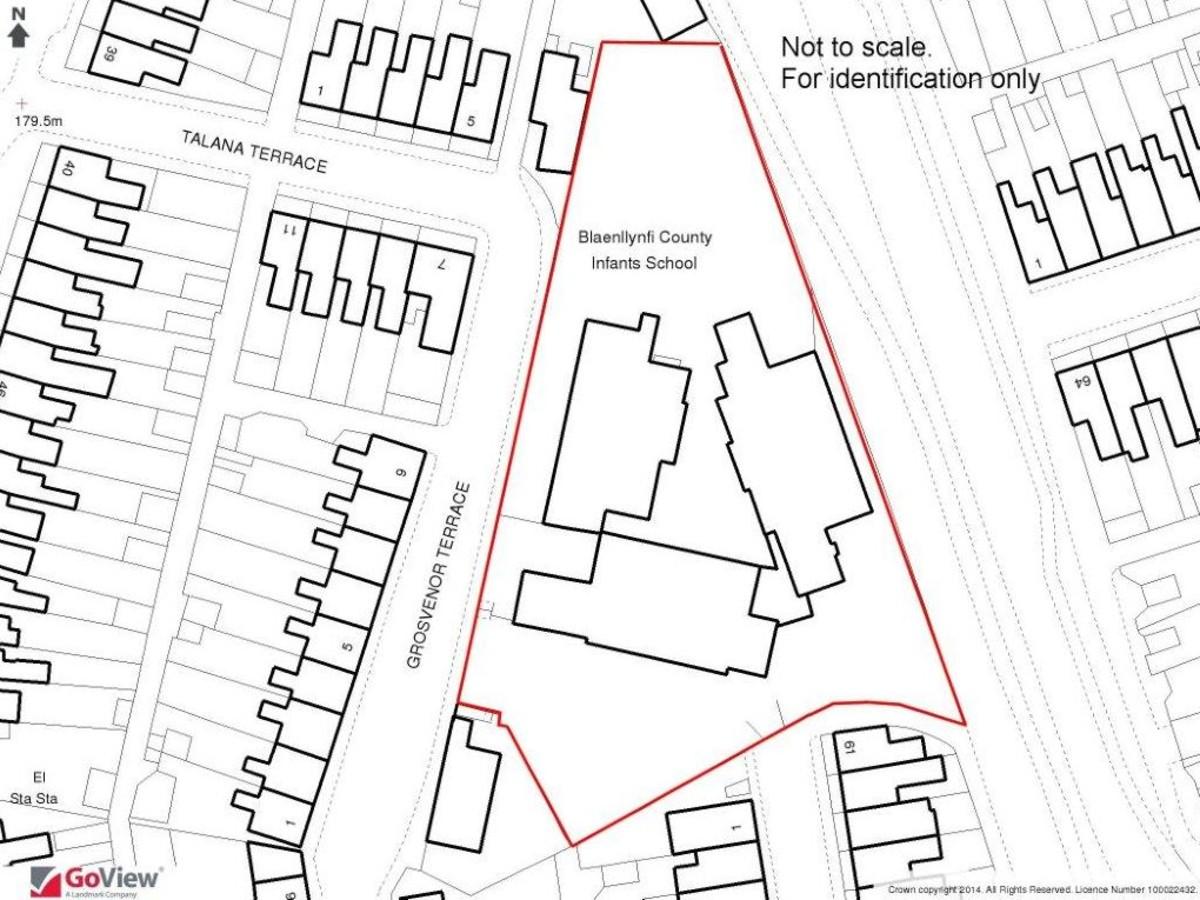 Former Blaenllynfi Infant School, Grosvenor Terrace, Caerau, Maesteg, CF34 0RW