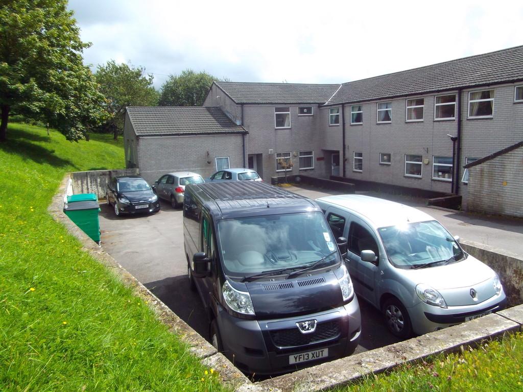 Auction 375 LOT 4 Former Bryneithin Care Home, Crown Road, Maesteg, Mid Glamorgan, CF34 0LN