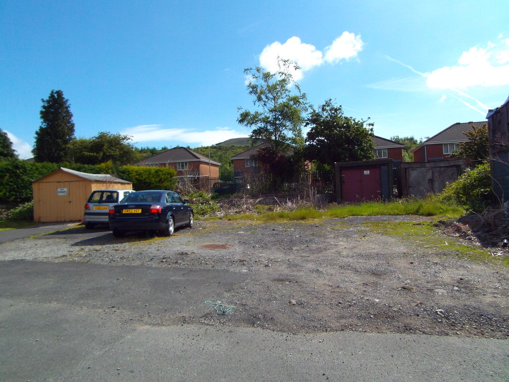 Auction 375 LOT 6 Land at Cavan Row, Maesteg, Mid Glamorgan, CF34 0AN