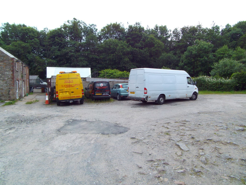 Auction 375 LOT 12 Land at Dunraven Street, Aberkenfig, Bridgend, Mid Glamorgan, CF32 9AS