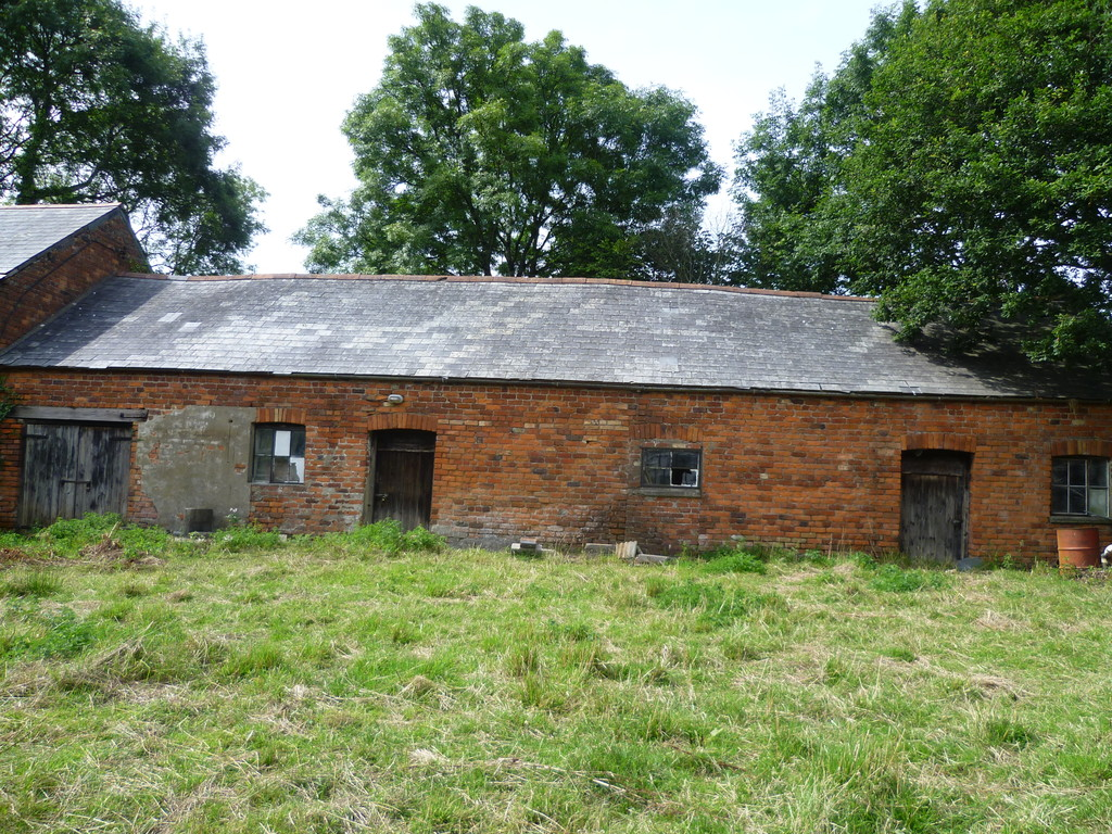 Unconverted Barn at Trebryn Farm, Pencoed