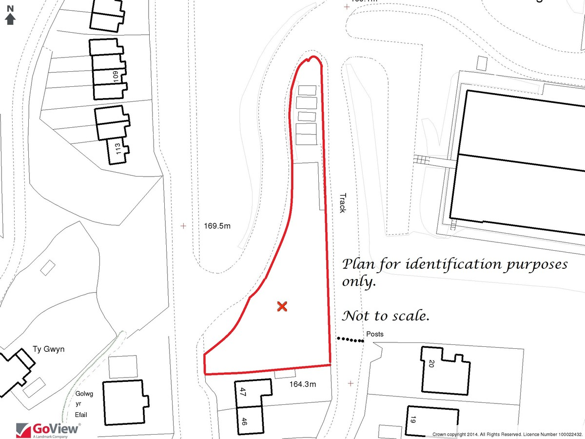 Auction 375 LOT 16 Garage Site at Pentyla, Forge Industrial Estate, Maesteg, Mid Glamorgan, CF34 0AY